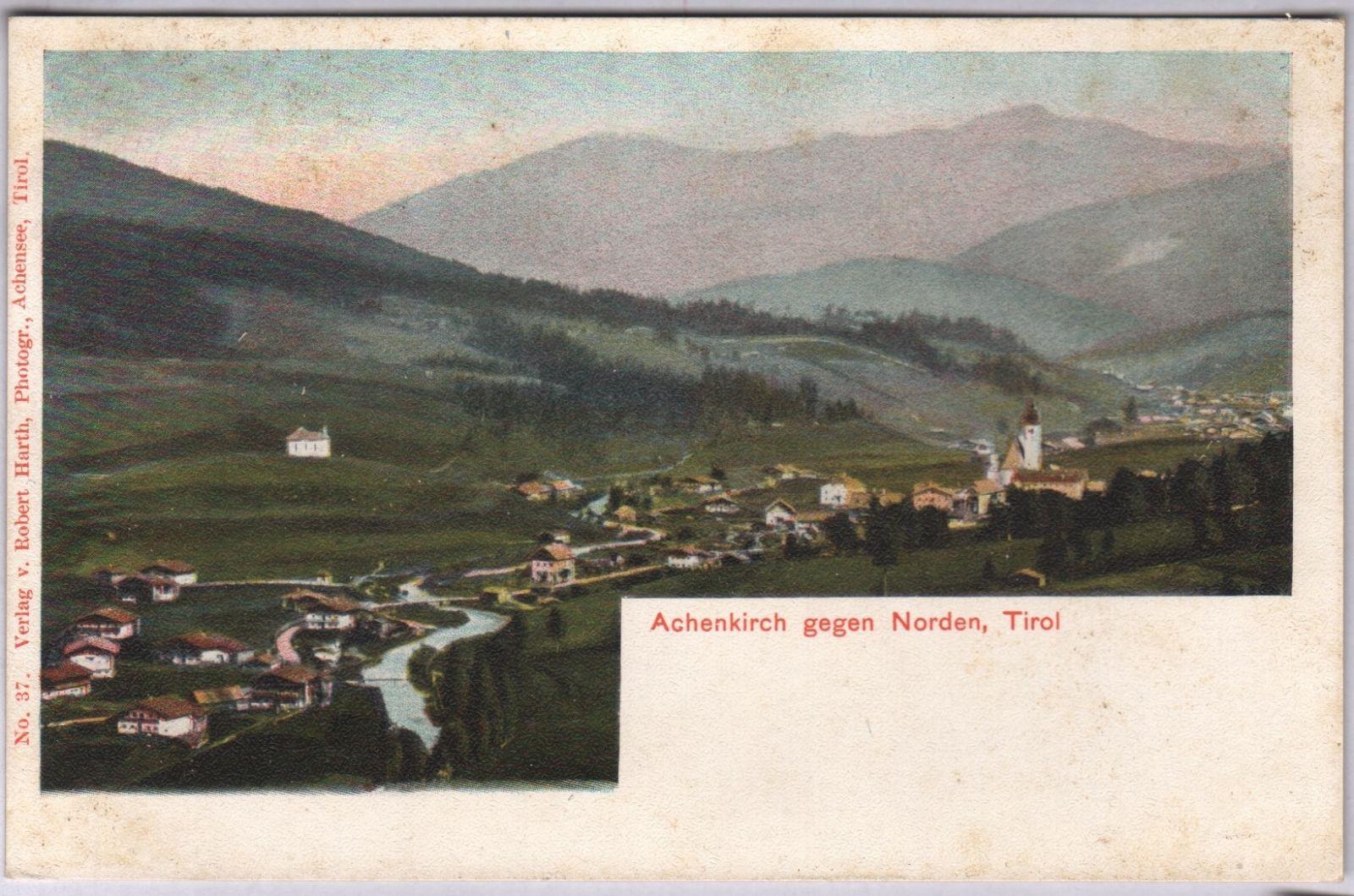 Achenkirch Ortsansicht
