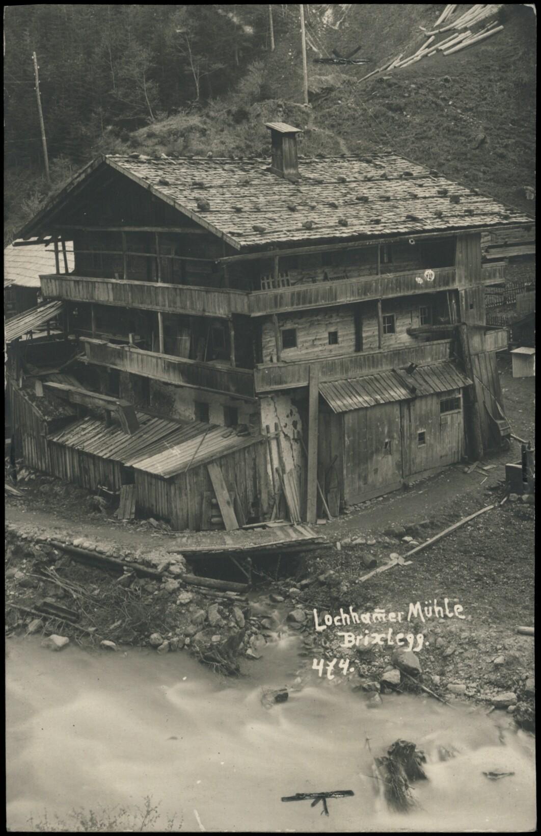 Brixlegg Lochhamer Mühle