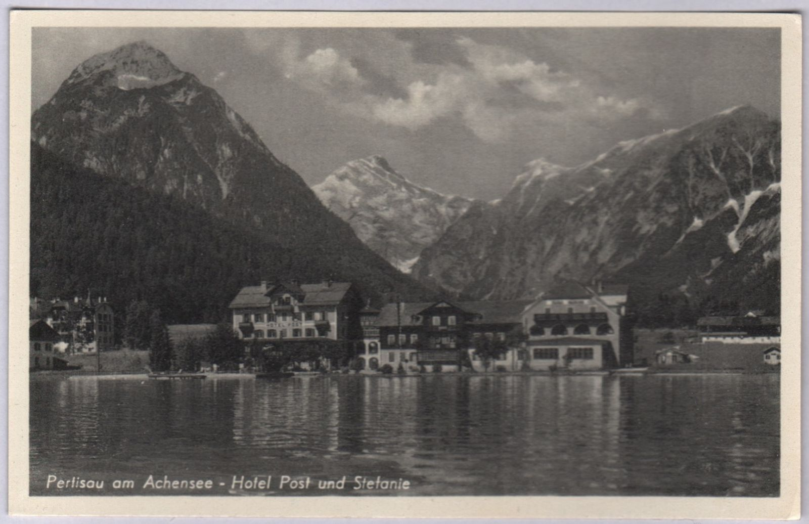 Pertisau Hotel Post & Stefanie