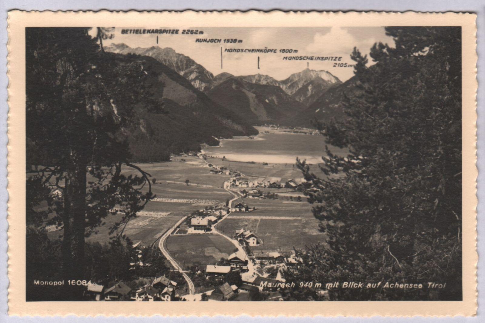 Maurach am Achensee 2