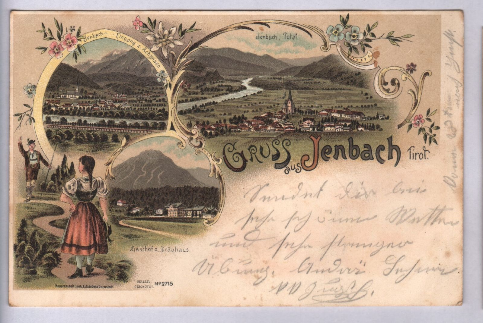 Gruss aus Jenbach