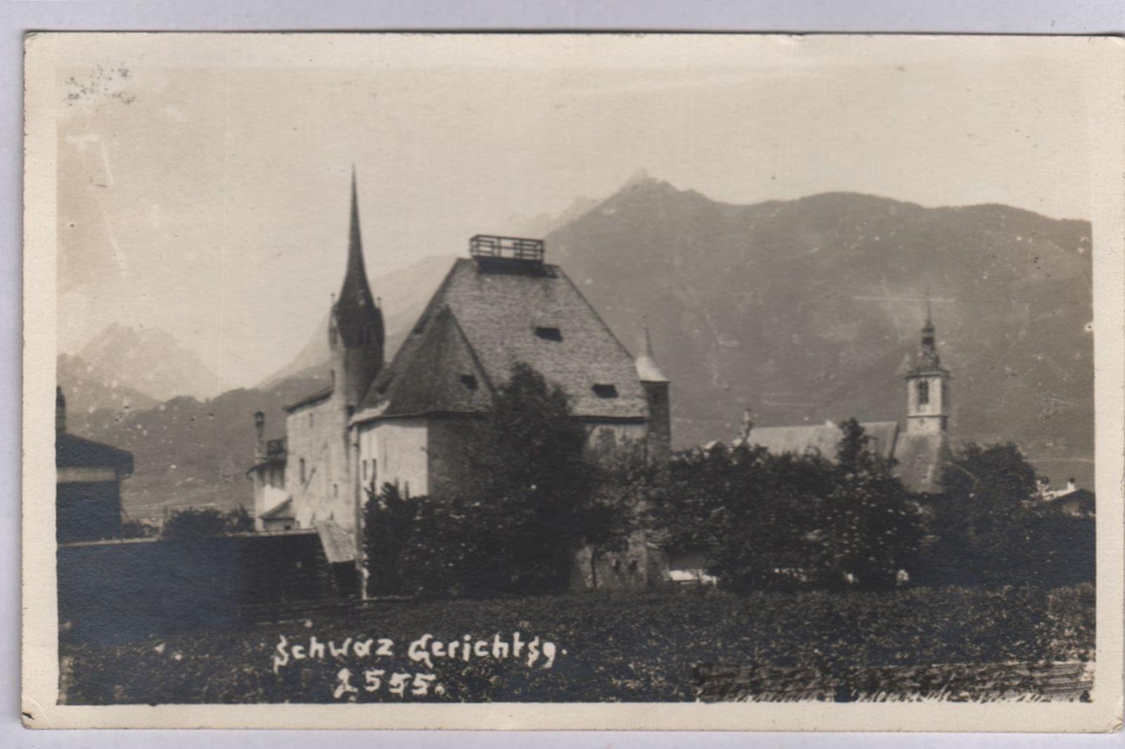 Gerichtsgebäude Schwaz / Meistersingersaal