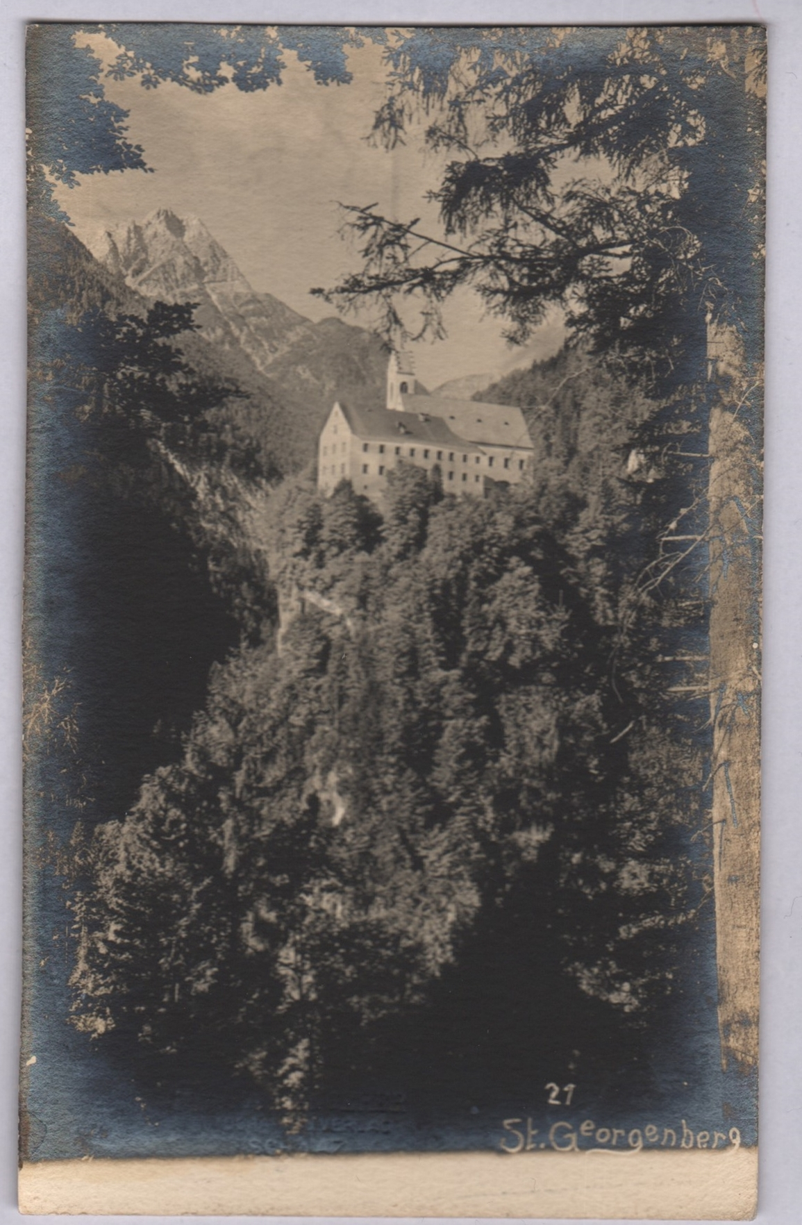 St. Georgenberg Koster 3
