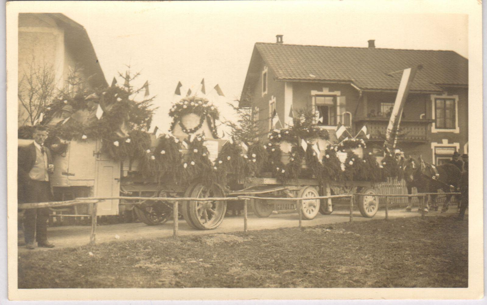 Vomp - Fiecht - Glockenweihe